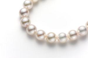 【静岡市】ご結婚祝いに贈る花嫁真珠。円で繋ぐ家族の絆。