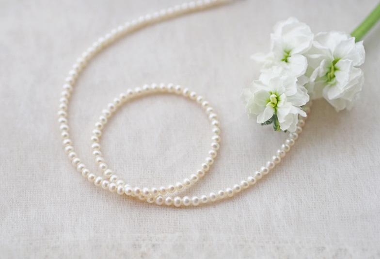 【福島市】大人の女性の必需品!真珠ネックレスを選ぶポイント