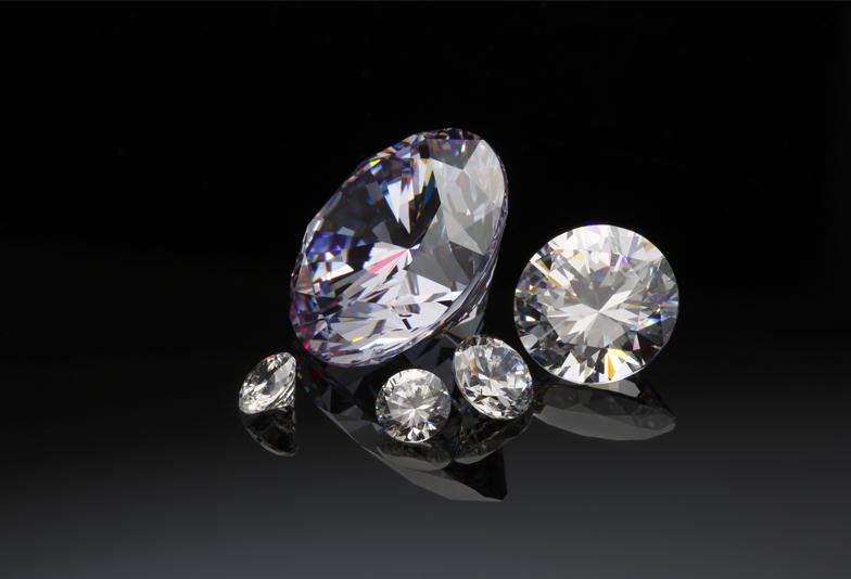 【金沢市】ダイヤモンドにメッセージを入れて・・・♡