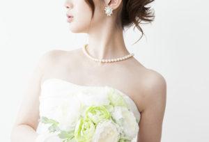 【静岡市】純白のドレスをさらに美しく・・・一生ものの花嫁真珠
