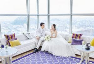 【静岡市】少人数の結婚式なら駅近ホテルが安心♪ふたりもゲストも大満足!