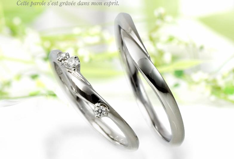 【姫路】LAPAGEの婚約指輪・結婚指輪が可愛くて人気♡