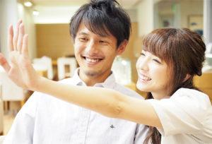 【静岡市】結婚記念日にダイヤモンドが増やせる結婚指輪を選びました!
