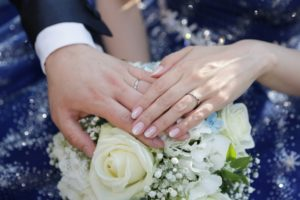 【大阪・心斎橋】リーズナブルで可愛い結婚指輪♡