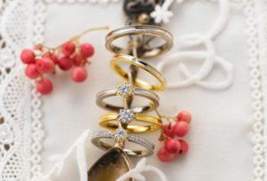 【静岡市】婚約指輪&結婚指輪は3本セットがオススメな理由