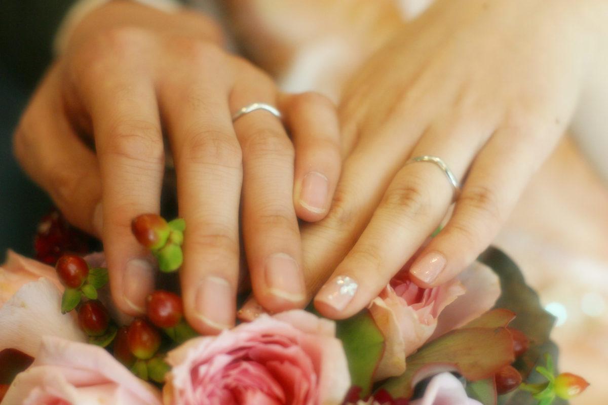 【富山市】結婚指輪は何色?