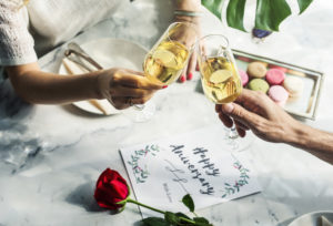 【福岡県久留米市】結婚1年記念に真珠のネックレス!!