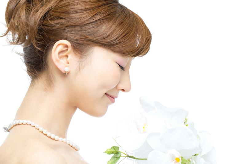 【福岡県久留米市】花嫁道具と知られる真珠のネックレス