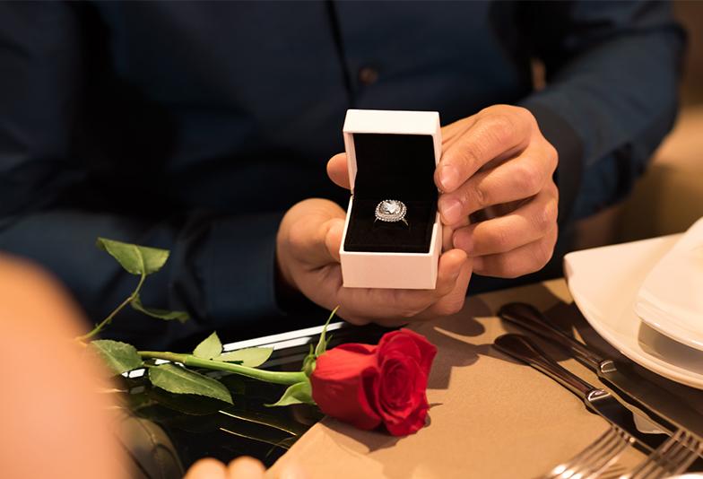 【大阪・心斎橋】婚約指輪は必要?