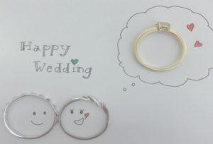 【福山市】結婚指輪、気になる支払いってどうしたらいいの?