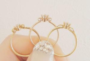 """【豊橋市】インスタで話題の婚約指輪&結婚指輪""""LAPAGEラパージュ"""""""