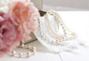 【福井市】真珠ネックレスのお手入れしてますか?