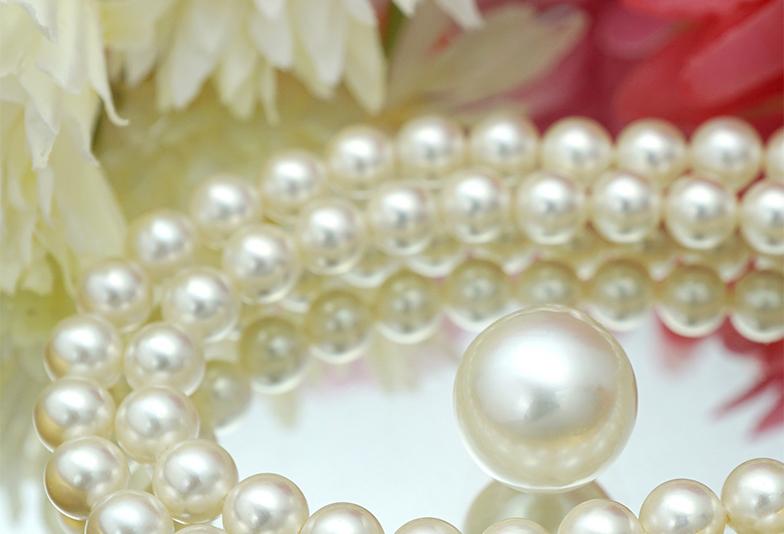 【石川県小松市イオンモール】ご出産祝いにおすすめ!「真珠ネックレスに願いを込めて…」