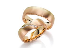 【広島市】個性的でボリューム感のある結婚指輪♪太めのリングをご紹介!
