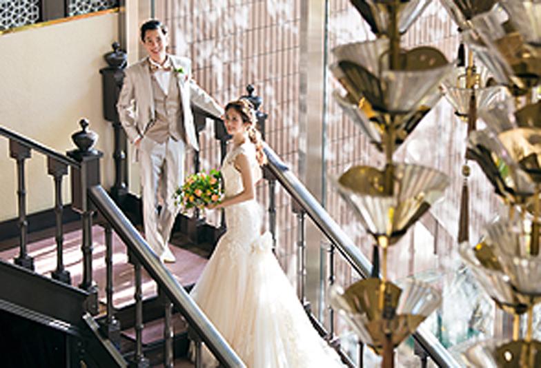 【掛川市】駅から徒歩3分!掛川グランドホテルだから叶う自分達スタイルの結婚式