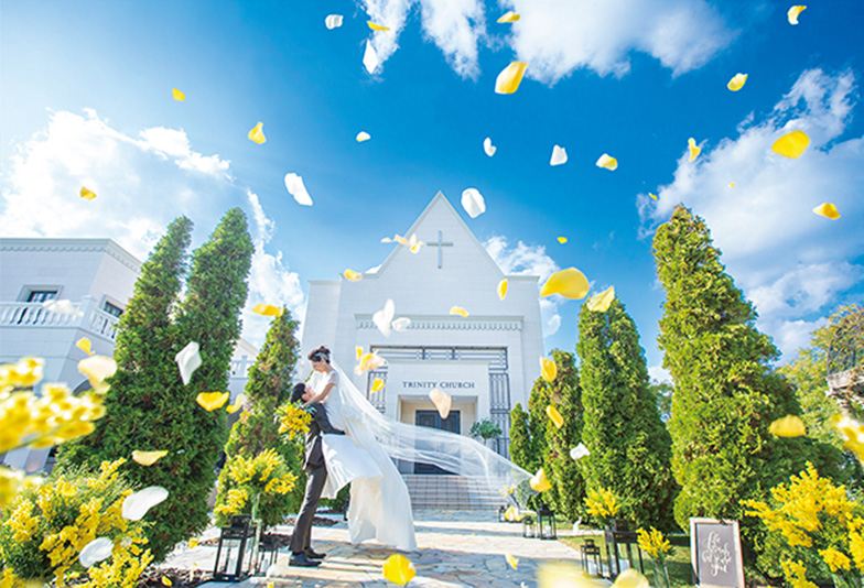 【結婚式場】おもてなしにこだわった『邸宅おもてなしウェディング』理想を叶える結婚式場ザ・ハウス愛野!