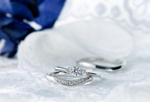 【広島市】結婚指輪。世界三大カッターズブランドのダイヤモンドで差をつける!