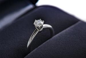【福山市】母の昔の婚約指輪 イマドキの可愛いデザインにリフォーム♡