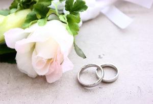 【富山市】結婚指輪の内側にふたりのシークレットストーン