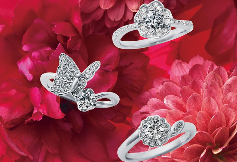 【広島市】ピンクダイヤモンドって知ってる?広島市の花嫁指名率No.1の結婚指輪!
