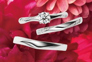 【広島市】諦めないで!婚約指輪と結婚指輪。重ね付けは もはや常識?