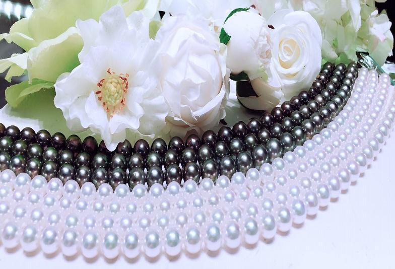 【大阪・なんば】真珠(パール)のジュエリーリフォームが出来るお店