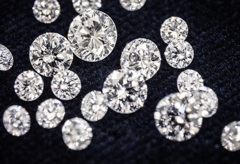 大阪結婚10周年ダイヤモンド