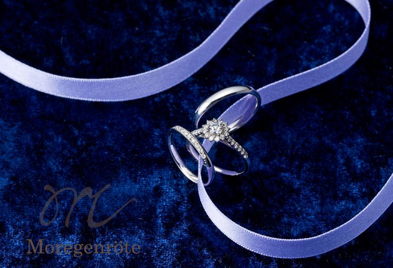【静岡市】人気!結婚指輪に「モルゲンレーテ」が支持される理由!