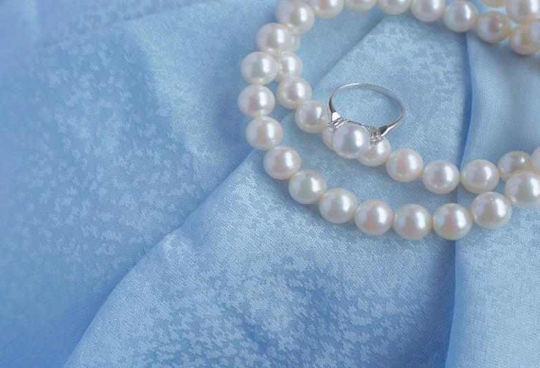 【福井市】真珠を強固にする魔法のPS加工って?