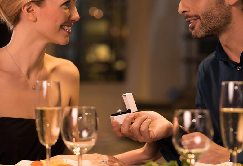 【大阪・泉南市】プロポーズに婚約指輪(エンゲージリング)は必要?