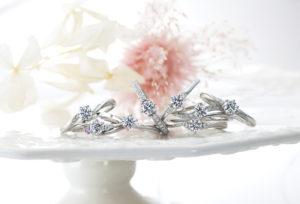 【静岡市】婚約指輪の人気デザイン2019「シンプル」vs「ゴージャス」どちらが魅力的?