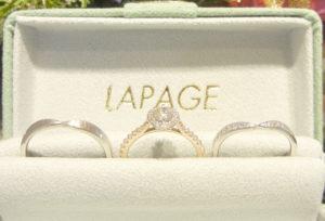 【静岡市】女子の最新人気調査!婚約指輪も結婚指輪も一緒に着ける派が多い?
