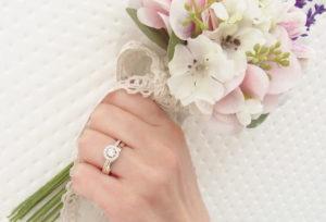 【静岡市】結婚指輪選びをするなら婚約指輪を持って行くべき!その理由は?