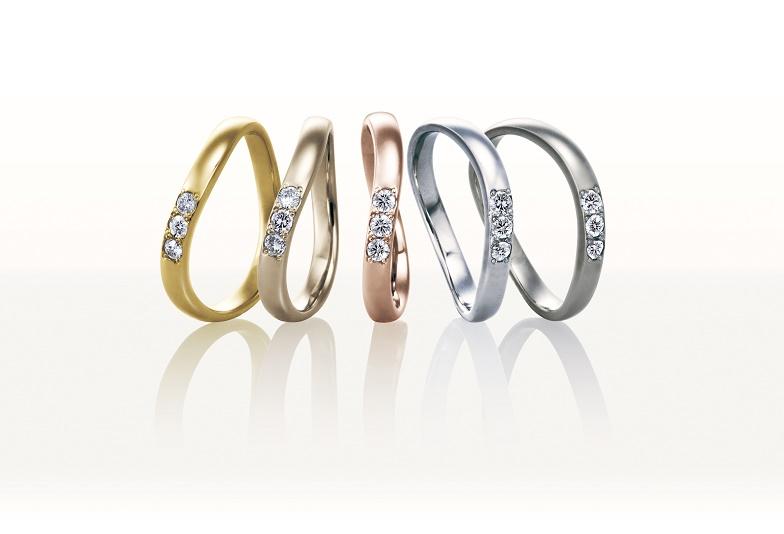 【静岡市】結婚指輪に永遠の想いを込めてみて