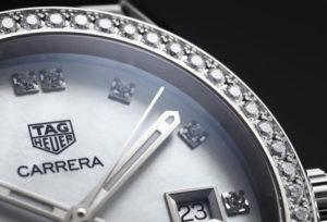 【静岡市】女性に人気の高級時計 ダイヤモデルのデザインに注目!タグホイヤーのレディースライン