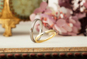 【福井市】結婚指輪・婚約指輪に使われている素材ってなんだろう…??