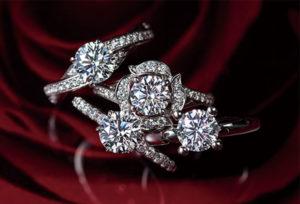 【福山市】婚約指輪。ダイヤモンドをこだわりたいなら世界三大カッターズブランドで。