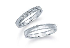 【広島市】年代別でご紹介!40代の方が選ぶ結婚指輪♪周りと差がつくオシャレなデザインはコレ!