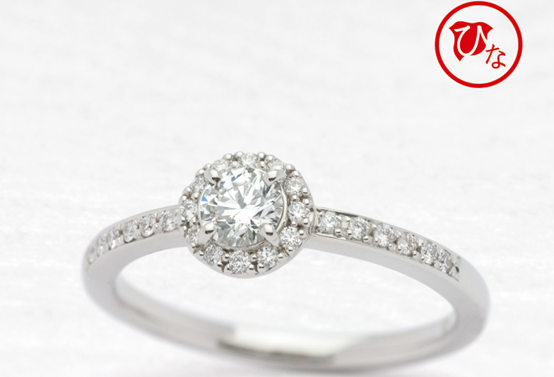 大阪岸和田市和泉市堺市和歌山婚約指輪結婚指輪キラキラ