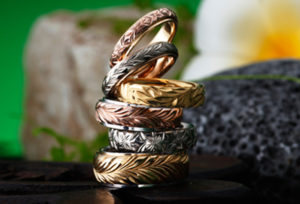 【和歌山】ハワイアンジュエリーの結婚指輪!人気のブランド『ハートアイランド』の魅力