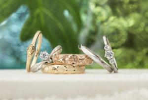 【静岡市】結婚指輪にハワイアンジュエリーは人気?結婚指輪にぴったりな意味が込められたハワイアンジュエリー