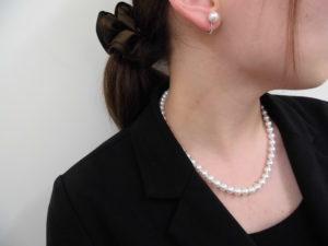 【大阪・岸和田市】真珠ネックレスはみんなどれくらいの値段で買っているのか?