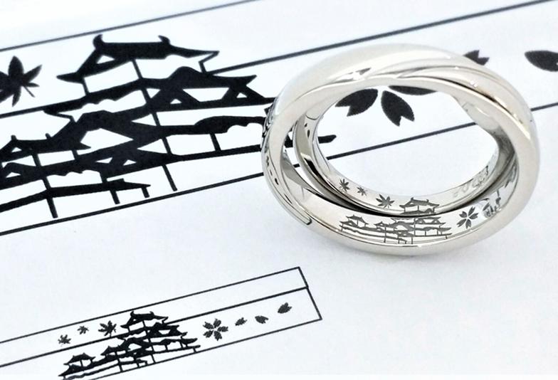 【浜松市】結婚指輪の刻印にこだわるカップル急増!オリジナル刻印にこだわる理由とは?
