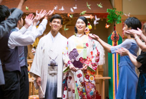 【浜松市】私達のお城へようこそ!憧れの式場で夢のような結婚式♡