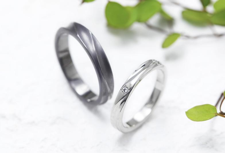 """【豊橋市】""""黒い結婚指輪""""で話題!結婚指輪ブランドSORAソラが大人気の理由とは?"""