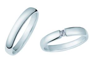 【長岡市】結婚指輪で人気な「知ってて当然・3デザイン」