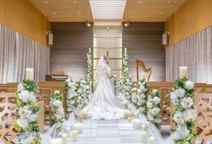 豊橋市でおすすめの結婚式場!非日常を『ふたりらしく』ホテルアークリッシュ豊橋