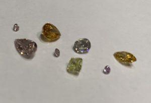 【石川県】小松市 結婚指輪・婚約指輪をオーダーで!カラーダイヤモンドの魅力