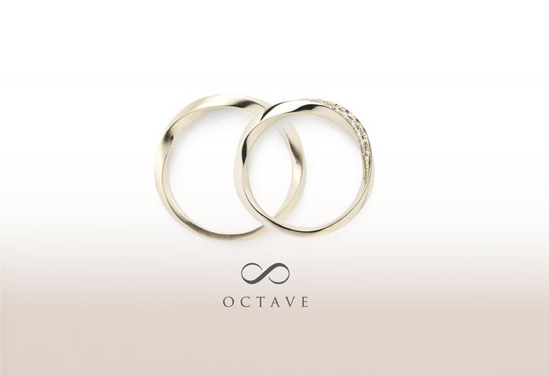 【大阪・梅田】永遠の愛を奏でるブライダルリング「OCTAVE」についてご紹介致します♡