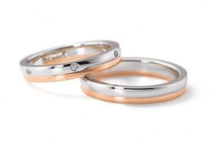 【石川県)小松市 結婚指輪・婚約指輪 オシャレなパリのブランド「ニナ・リッチ」